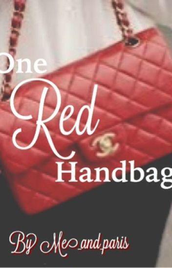 One Red Handbag