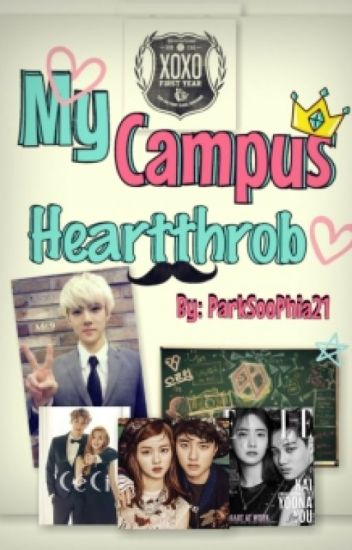 My Campus Heartthrob (Three-Shots Story)
