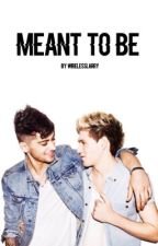 Meant To Be (Ziall) by wirelessLarry