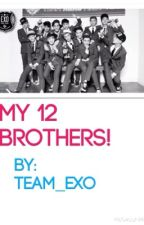 MY 12 BROTHERS! by TEAM__EXO