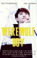 Werewolf Boy by bowie94