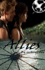 Allies (Katniss Everdeen & Finnick Odair) by xxAlly24xx