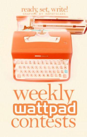 Weekly Wattpad Contests
