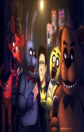 ♥I'll protect you♥ [Book 1]Fnaf x Markiplier x Reader ... Markiplier Fnaf