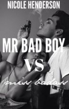 Mr bad boy vs Miss badass by nicoletigers