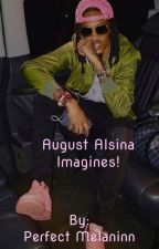 August Alsina Imagines!!! by young_chone