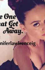 The One That Got Away. by jenniferlawlrenceig
