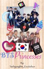 BTS Princesses by JungkookBts_ExoSehun