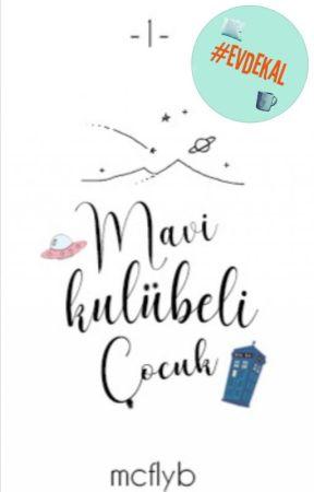 Mavi Kulübeli Çocuk by mcflyb