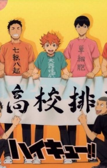 Haikyuu One-shots [X readers only] [REQUEST OPEN]