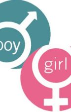 Boy Bands vs. Girl Groups (A One Direction Fanfiction) by RosyRed123
