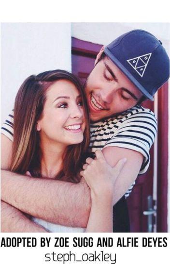 Alfie pointlessblog zoella dating Haken-up in kanpur