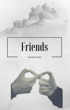 Friends [liam&harry] by sleepysundays