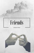Friends [liam&harry] by sleepysundays