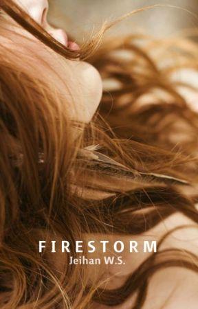 Firestorm   ✎ by jayscitylights