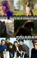 My Brothers Friends by unicornpagee