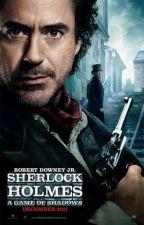Sherlock Holmes em busca do Mascarado by josebruno189