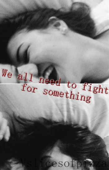 We all need to fight for something // Ashton Irwin