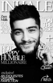 Inhale (A Zayn Malik Fanfiction AU) by exquisites