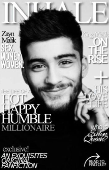 Inhale (A Zayn Malik Fanfiction AU)