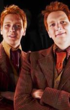 How did this happen?( a George Weasley by Marty_Mcfly_Timmins