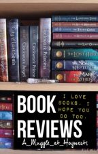 Book Reviews by Did_you_ever