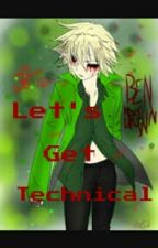 Ben Drowned x reader (Let's get Technical) by lolofoxy1997