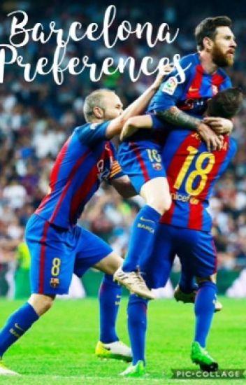 Barça Preferences