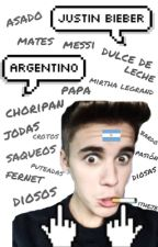 Justin Bieber Argentino ;) ahre by ithejb