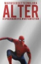Alter » Spiderman by MariusCosetteEnglora