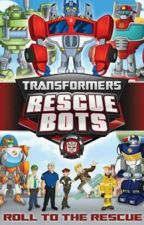 Transformers Rescue Bots: Cody's Partner by knghtrider13