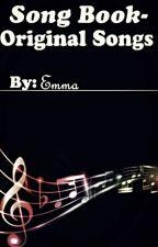 Song Book - Original Songs by dan-dere