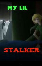 My lil stalker by insanity4ever