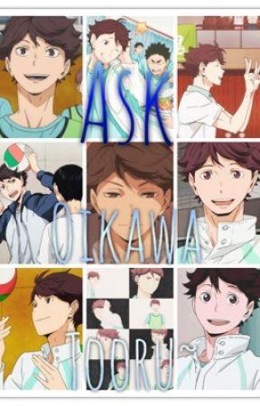 Ask Oikawa Tooru~ by Oikawa_Tooru