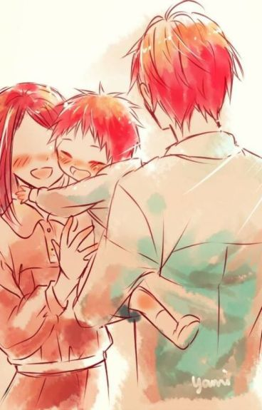 A Child? (Father!Akashi x Mother!Reader)