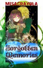 Forgotten Memories (GeraldxEmerald) by MisaCrayola