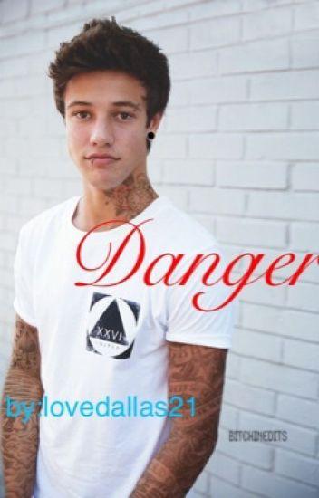 Danger (Bad boy Cameron Dallas)[#Wattys2015]