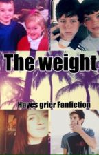The weight(editing) by AmyOsborneX
