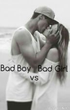 Bad Girl vs Bad Boy by InloveyourC