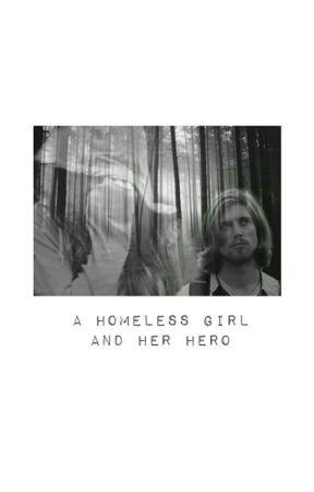 A homeless girl and her hero by Ausdemwunderland