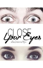 Close Your Eyes - M. Clifford by BezImiennaHoliczka