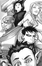 Teen Titans Boyfriend Scenarios by BBxRaeIsLife