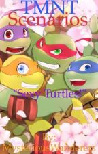 TMNT Scenarios 2012 by AMysteriousWanderer