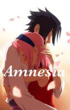 Amnesia (Sasusaku) by loveexsistedinme