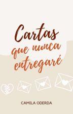 CARTAS QUE NUNCA ENTREGARE by camilaoderda