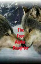 The 4 Alpha's  daughters by gilisa