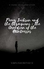 Percy Jackson the Guardian of the Hunt by SimplySecretive13