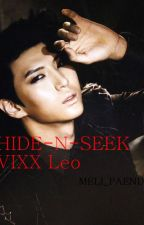 Hide-n-Seek: VIXX Leo x Reader by meli_paendeo
