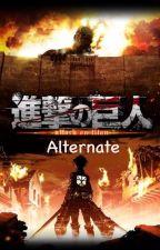 Eren X Reader Attack on Titan Alternate by Selenethewriter
