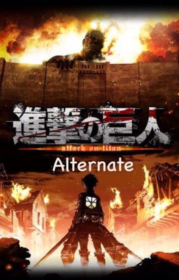 Eren X Reader Attack on Titan Alternate